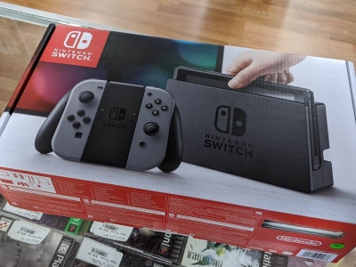 Brand New Nintendo Switch for sale $434