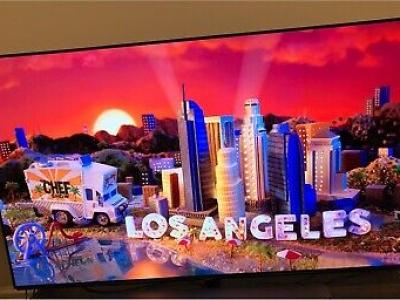 2018년 말에 구매한 65-inch OLED TV 팝니다